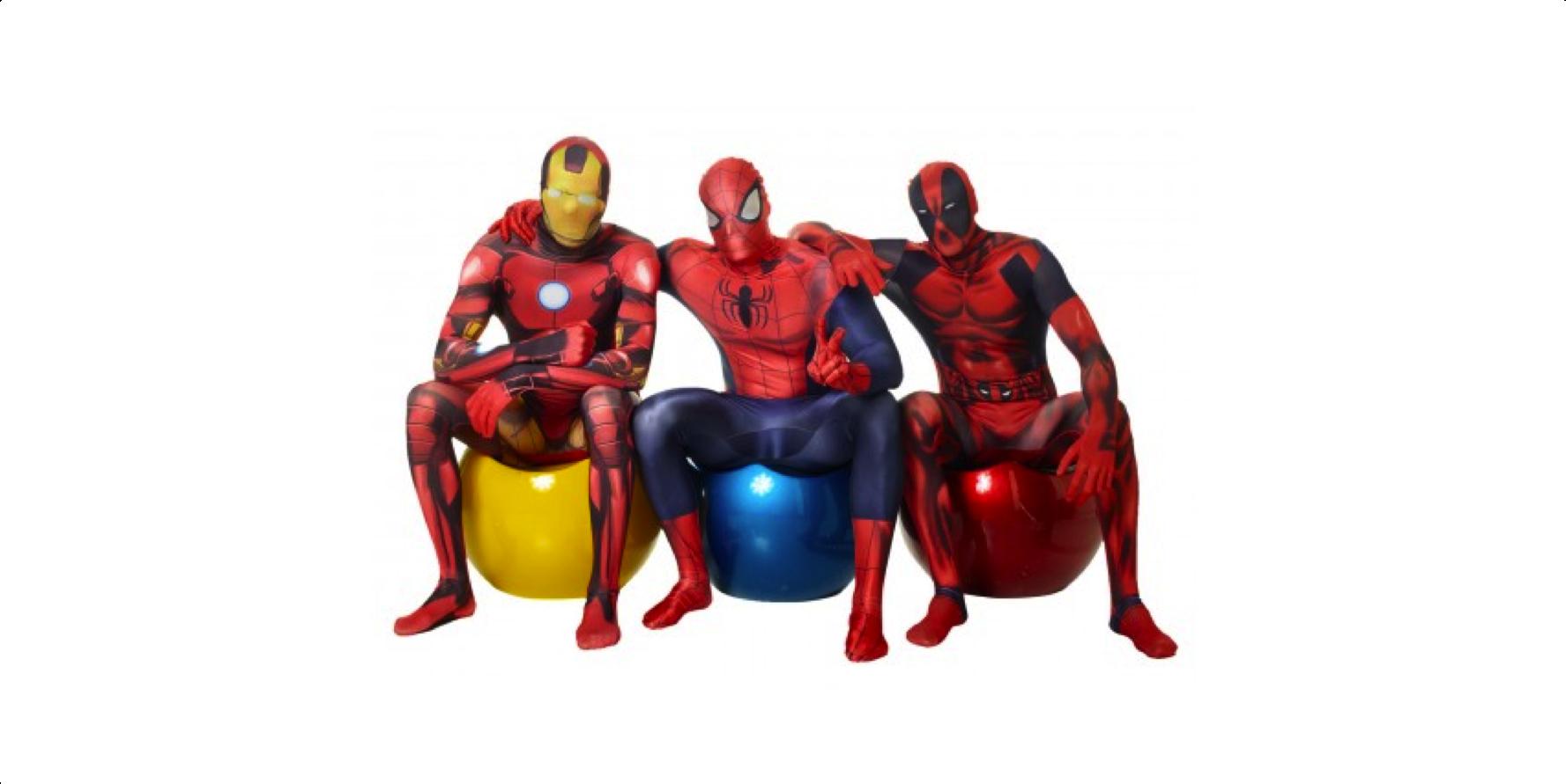 evolution of superhero movie costumes  u2013 blog