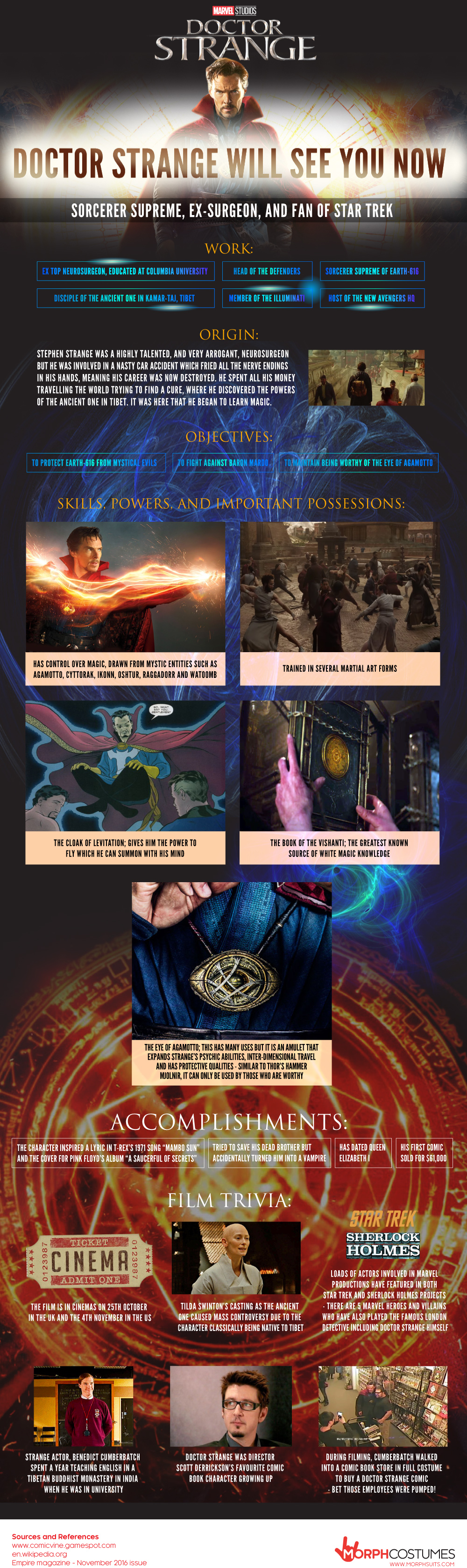 Dr Strange will see you now