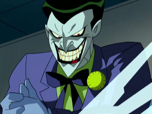 new animated joker