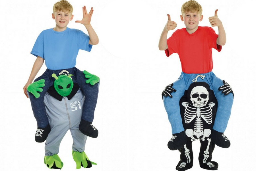 Kids Piggyback Costumes