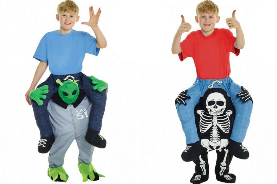 Kids Piggyback Costumes