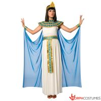 Womens Egyptian Queen Costume