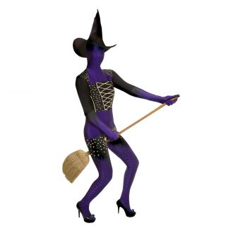 Purple Witch Morphsuit