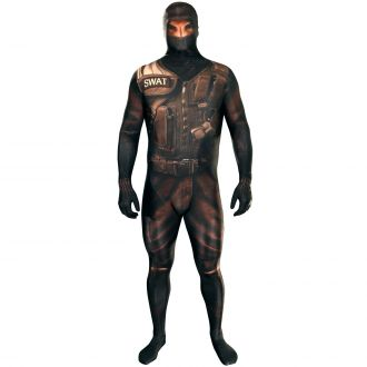 SWAT Faux Real Morphsuit