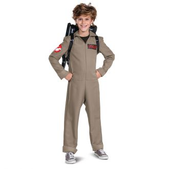 Kids Ghostbusters Afterlife Classic Costume