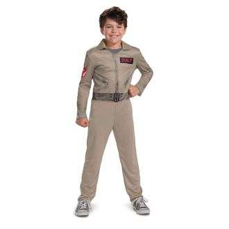 Kids Ghostbusters Basic Costume
