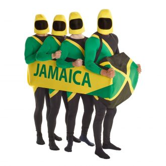 Jamaican Bobsleigh (The Bobsleigh Only)