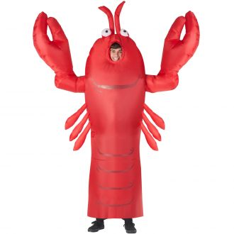Inflatable Giant Lobster Costume